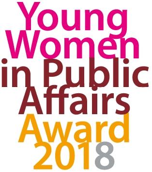 Young Women in Public Affairs-Preisverleihung