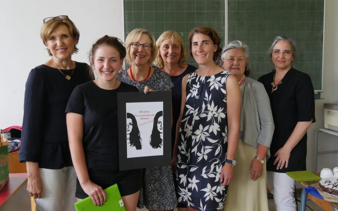 Spendenaktion des Netzwerks Würzburger Frauen-Serviceclubs