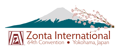 Zonta International Convention in Yokohama, Japan