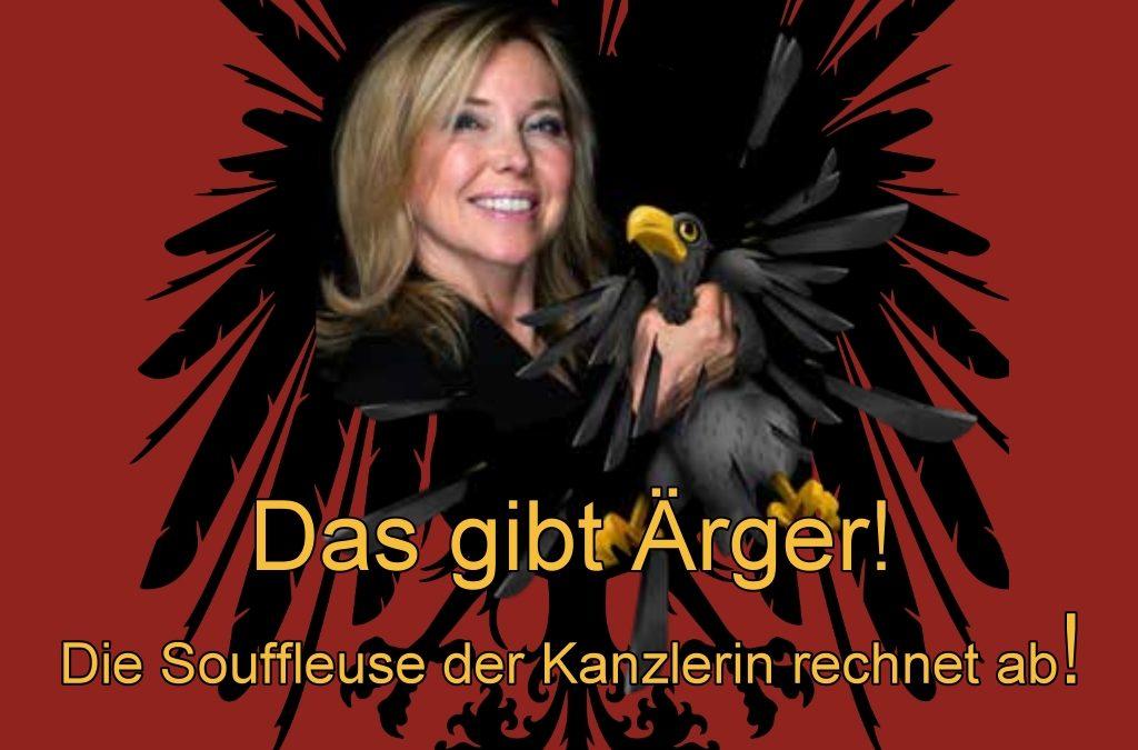 22.02.2020 Benefizveranstaltung – Kabarett von und mit Simone Solga